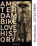 amsterdam graphic design | Shutterstock . vector #1072179845