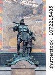 altdorf  switzerland   july 20  ... | Shutterstock . vector #1072215485