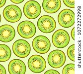 tropical fruit seamless pattern ... | Shutterstock .eps vector #1072272998