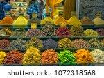turkey  istanbul  20 03 2018 ... | Shutterstock . vector #1072318568