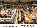 lisbon  portugal   april 31 ... | Shutterstock . vector #1072373666