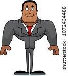 a cartoon businessperson... | Shutterstock .eps vector #1072434488