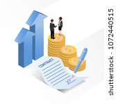 concept business. business...   Shutterstock .eps vector #1072440515