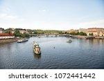 prague  czech republic   june...   Shutterstock . vector #1072441442