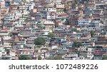 caracas  capital district  ... | Shutterstock . vector #1072489226
