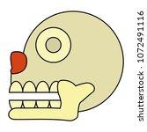 color miquizhi death indigenous ... | Shutterstock .eps vector #1072491116