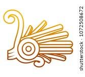 degraded line indigenous alt... | Shutterstock .eps vector #1072508672