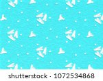 color line pattern with rough... | Shutterstock . vector #1072534868
