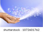 numerology is far more than just | Shutterstock . vector #1072601762