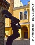 st. petersburg  russia   april...   Shutterstock . vector #1072628915