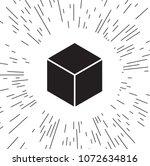 vector icon box | Shutterstock .eps vector #1072634816