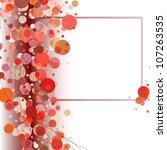 vector color background | Shutterstock .eps vector #107263535