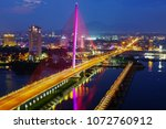Da Nang City At Sunset Which I...