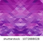 triangle  geometric background. ... | Shutterstock .eps vector #1072888028