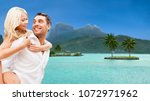 travel  tourism and summer... | Shutterstock . vector #1072971962