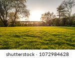 ground level view of a well... | Shutterstock . vector #1072984628