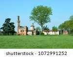 gottolengo  bs  italy   an old... | Shutterstock . vector #1072991252