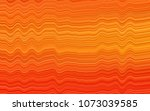 light orange vector background... | Shutterstock .eps vector #1073039585