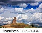 chalkidiki  macedonia  greece.... | Shutterstock . vector #1073048156