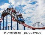 woodmore  md usa   september 13 ... | Shutterstock . vector #1073059808