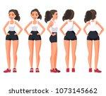 vector illustration of ...   Shutterstock .eps vector #1073145662