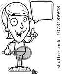 a cartoon illustration of a... | Shutterstock .eps vector #1073189948