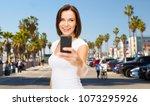 travel  tourism  summer... | Shutterstock . vector #1073295926