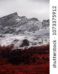 Rocky Mountains Winter - Fine Art prints