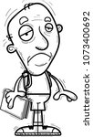 a cartoon illustration of a... | Shutterstock .eps vector #1073400692