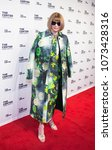 Small photo of New York, NY - April 19, 2018: Dame Anna Wintour attends event honoring her with the Center's Visionary Award and Ricky Martin with The Center's Trailblazer Award at Cipriani Wall Street