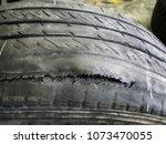 Tire Damage  Shoulder Wear