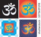 Meditation Symbol Om