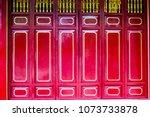 chinese style door