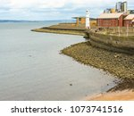 View Of Newhaven Harbour And...