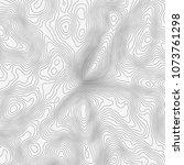 topographic map background... | Shutterstock .eps vector #1073761298