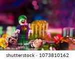 magnitogorsk  russia   april 10 ... | Shutterstock . vector #1073810162