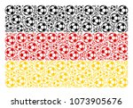 german state flag collage... | Shutterstock .eps vector #1073905676