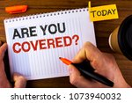 text sign showing are you...   Shutterstock . vector #1073940032