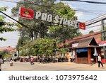siem reap  cambodia. 2018 mar... | Shutterstock . vector #1073975642