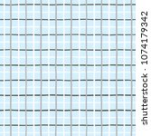 plaid  checked  square vector... | Shutterstock .eps vector #1074179342