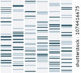 dna test seamless pattern.... | Shutterstock .eps vector #1074416675