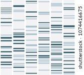 dna test seamless pattern.... | Shutterstock .eps vector #1074416675