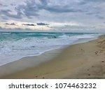 beach fun florida   Shutterstock . vector #1074463232
