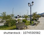 thassos  greece   april 5  2016 ...   Shutterstock . vector #1074530582