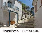 thassos  greece   april 5  2016 ...   Shutterstock . vector #1074530636