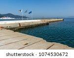 thassos  greece   april 5  2016 ...   Shutterstock . vector #1074530672
