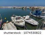 thassos  greece   april 5  2016 ...   Shutterstock . vector #1074530822