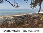 thassos  greece   april 5  2016 ...   Shutterstock . vector #1074530846