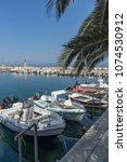 thassos  greece   april 5  2016 ...   Shutterstock . vector #1074530912
