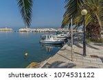 thassos  greece   april 5  2016 ...   Shutterstock . vector #1074531122